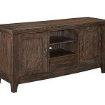 Attic Retreat 60-Inch Entertainment Console