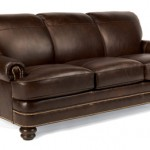 Bay Bridge Leather Sofa