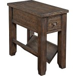 Attic Retreat ChairsideTable