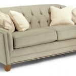 Dorea Fabric Sofa w/ Nails