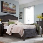 Attic Retreat Sleigh Storage Bed