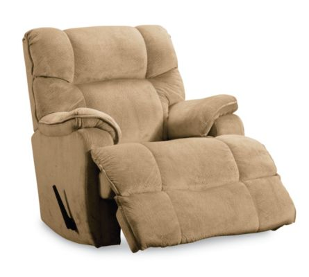 Rancho pad over chaise rocker recliner krantz furniture for Bulldog pad over chaise rocker recliner
